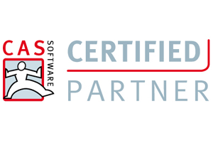 CAS Software - certified Partner